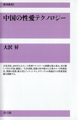 中国の性愛テクノロジー-電子書籍