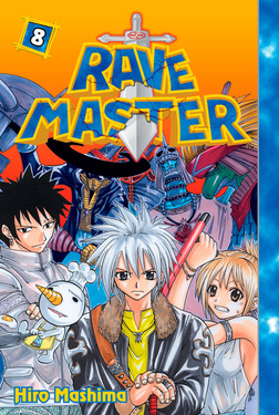 Rave Master Volume 8-電子書籍