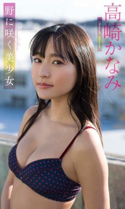 【デジタル限定】高崎かなみ写真集「野に咲く美少女」-電子書籍