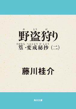 野盗狩り 篁・変成秘抄 二-電子書籍