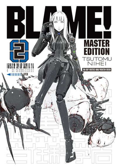 BLAME! Volume 2