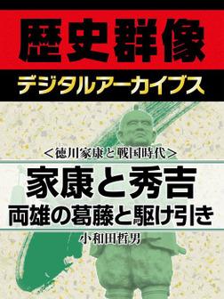 <徳川家康と戦国時代>家康と秀吉 両雄の葛藤と駆け引き-電子書籍