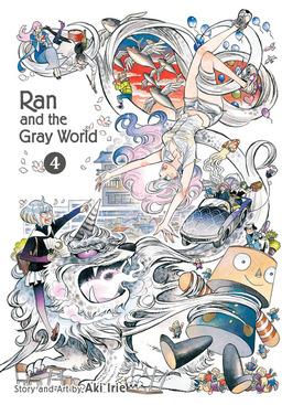 Ran and the Gray World, Volume 4