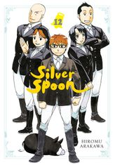 Silver Spoon, Vol. 12