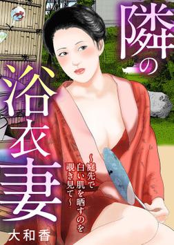 隣の浴衣妻~庭先で白い肌を晒すのを覗き見て~-電子書籍