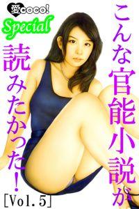 こんな官能小説が読みたかった!vol.5