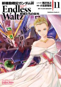 新機動戦記ガンダムW Endless Waltz 敗者たちの栄光(11)