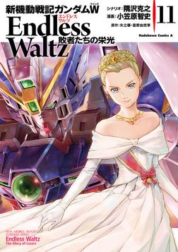 新機動戦記ガンダムW Endless Waltz 敗者たちの栄光(11)-電子書籍
