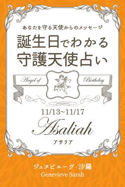 11月13日~11月17日生まれ あなたを守る天使からのメッセージ 誕生日でわかる守護天使占い-電子書籍