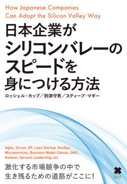 日本企業がシリコンバレーのスピードを身につける方法-電子書籍