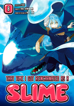 That Time I got Reincarnated as a Slime Volume 8