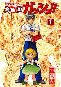 金色のガッシュ!! 完全版(1)-電子書籍
