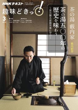 NHK 趣味どきっ!(月曜) 茶の湯 藪内家 茶の湯五〇〇年の歴史を味わう ~家元襲名披露茶事に学ぶ2018年3月-電子書籍