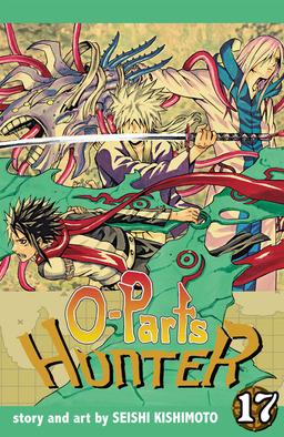 O-Parts Hunter, Vol. 17