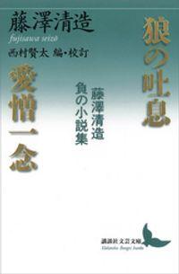 狼の吐息/愛憎一念 藤澤清造 負の小説集
