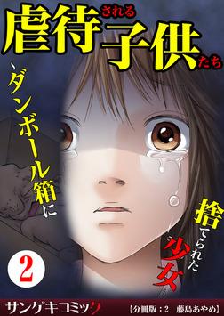 虐待される子供たち~ダンボール箱に捨てられた少女~2-電子書籍