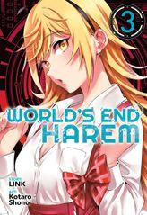 World's End Harem Vol. 3