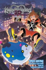 Kingdom Hearts 3D: Dream Drop Distance The Novel