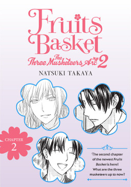 Fruits Basket: The Three Musketeers Arc 2, Chapter 2