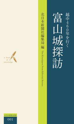 越中460年を行く 富山城探訪-電子書籍