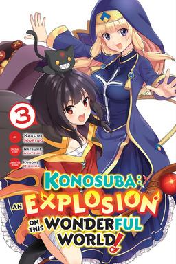 Konosuba: An Explosion on This Wonderful World!, Vol. 3