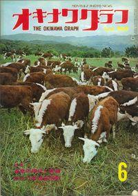 オキナワグラフ 1969年6月号 戦後沖縄の歴史とともに歩み続ける写真誌