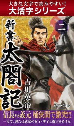 【大活字シリーズ】新書 太閤記 二-電子書籍