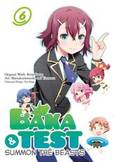 BAKA & TEST : SUMMON THE BEASTS 6
