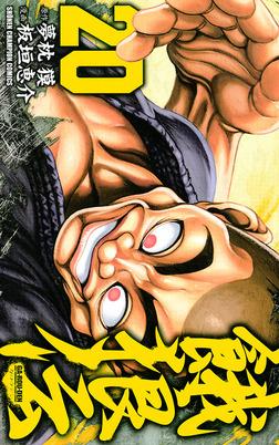 餓狼伝 20-電子書籍