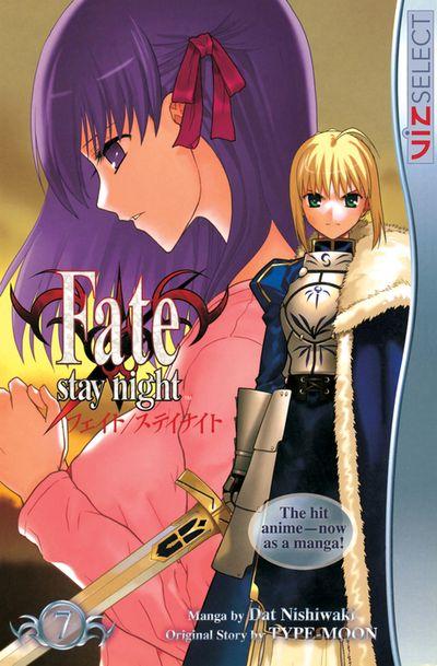Fate/stay night, Vol. 7