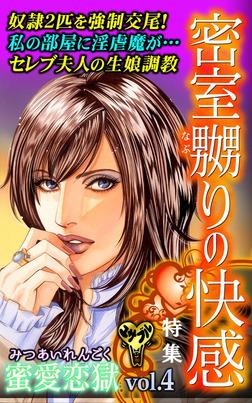蜜愛恋獄Vol.4〜特集/密室嬲りの快感-電子書籍