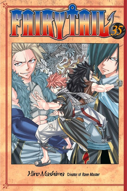 Fairy Tail 35-電子書籍