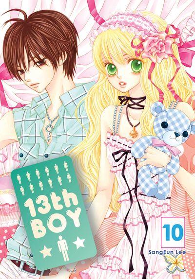 13th Boy, Vol. 10