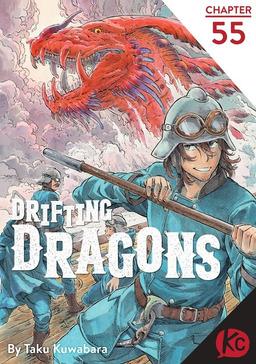 Drifting Dragons Chapter 55