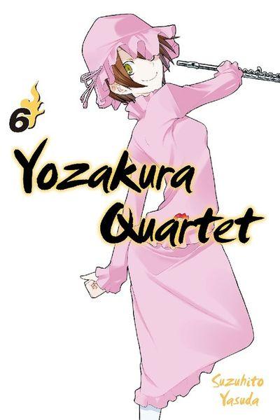 Yozakura Quartet Volume 6