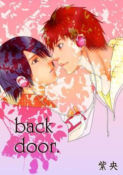 back door.-電子書籍