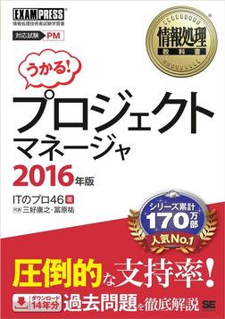 情報処理教科書 プロジェクトマネージャ 2016年版-電子書籍