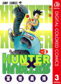HUNTER×HUNTER カラー版 3-電子書籍