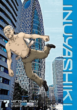 Inuyashiki 7