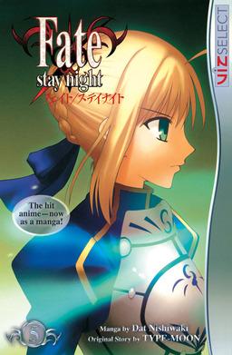 Fate/stay night, Vol. 5