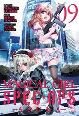 Magical Girl Spec-Ops Asuka Vol. 9