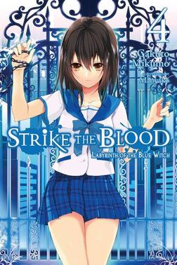 Strike the Blood, Vol. 4-電子書籍