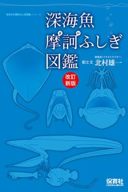 深海魚摩訶ふしぎ図鑑 改訂新版-電子書籍