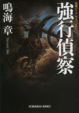 強行偵察-電子書籍