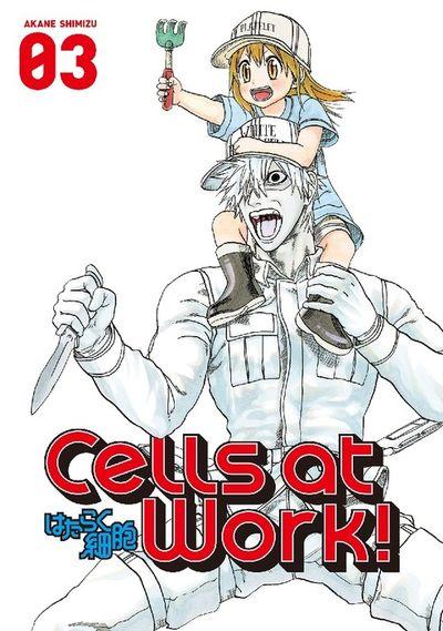 Cells at Work! Volume 3