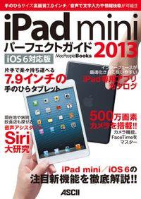 iPad mini パーフェクトガイド 2013