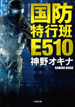 国防特行班E510-電子書籍