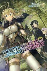 Death March to the Parallel World Rhapsody, Vol. 10