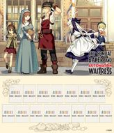 The Combat Baker and Automaton Waitress, Vol. 1: Bookshelf Skin [Bonus Item]