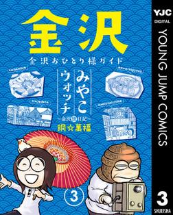 みやこウォッチ~金沢独日記~ 3-電子書籍